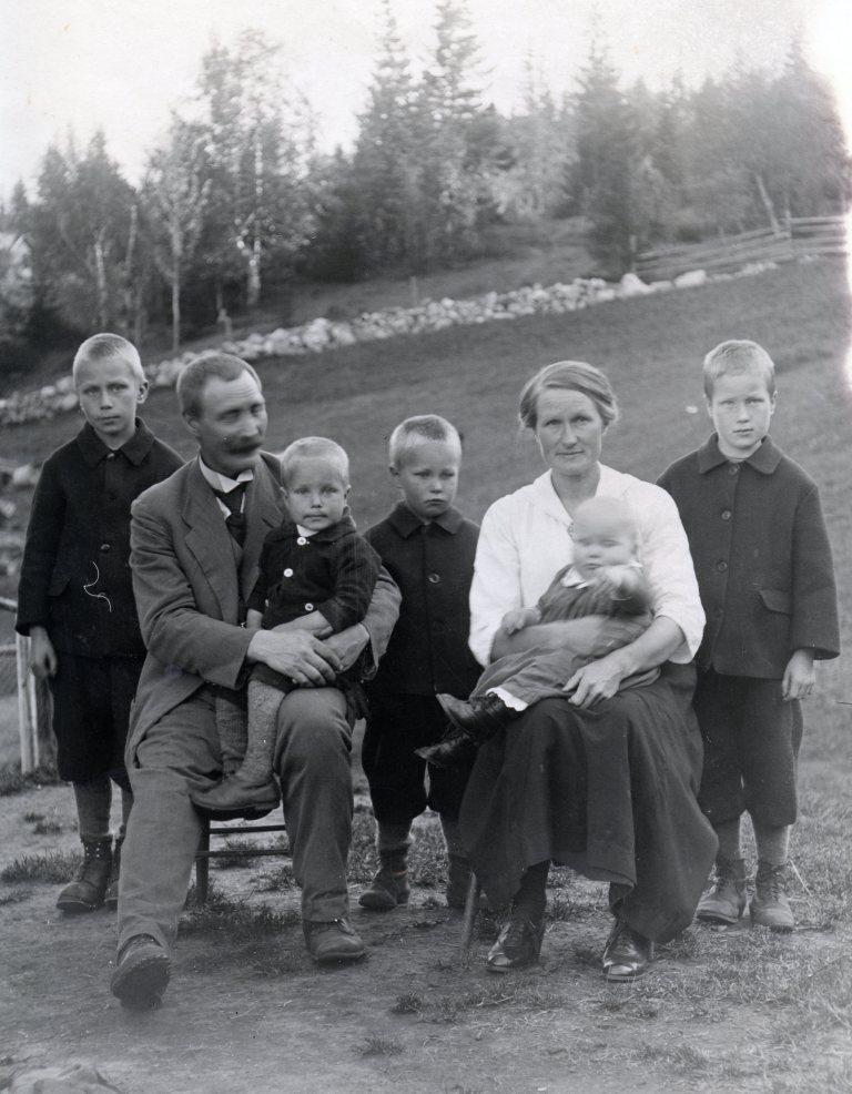 Åsne og Hølje Søråsdekkan
