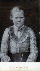Liv Nilsdotter Nyland